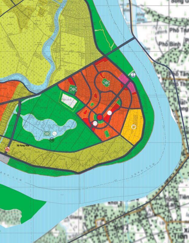 Sau khi mở rộng đô thị đến năm 2023, khu đô thị Ecopark Vinh sẽ trở thành trung tâm mới của thành phố Vinh